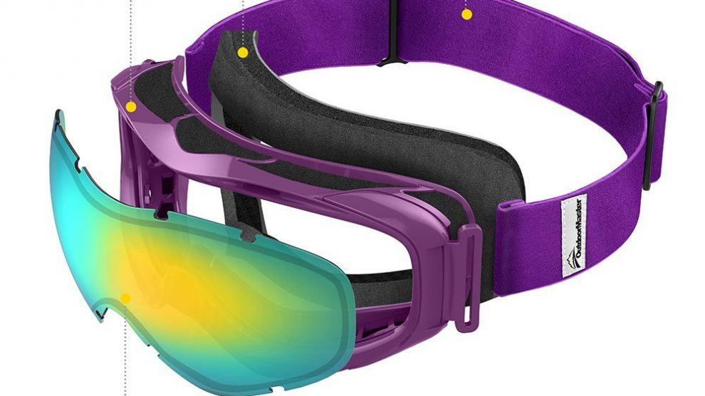 64357decdc9 OutdoorMaster OTG Ski Goggles - Over - Pick New Gadget